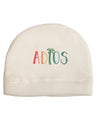 Adios Child Fleece Beanie Cap Hat Tooloud