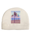 San Diego Beach Filter Child Fleece Beanie Cap Hat