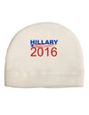 Hillary 2016 Child Fleece Beanie Cap Hat