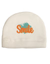 Smile Child Fleece Beanie Cap Hat Tooloud