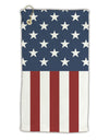 Stars and Stripes American Flag Micro Terry Gromet Golf Towel 15 x 22 Inch All Over Print