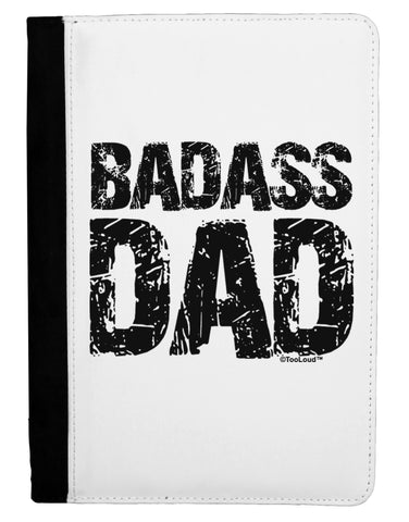 Badass Dad Ipad Mini Fold Stand  Case by TooLoud