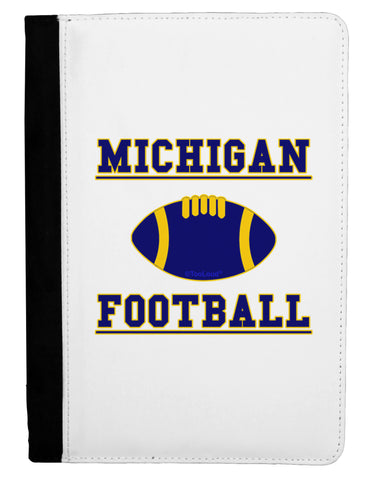 Michigan Football Ipad Mini Fold Stand  Case by TooLoud