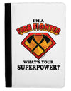 Fire Fighter - Superpower Ipad Mini Fold Stand Case