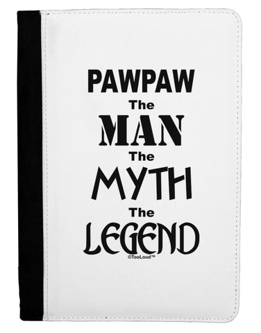 Pawpaw The Man The Myth The Legend Ipad Mini Fold Stand  Case by TooLoud