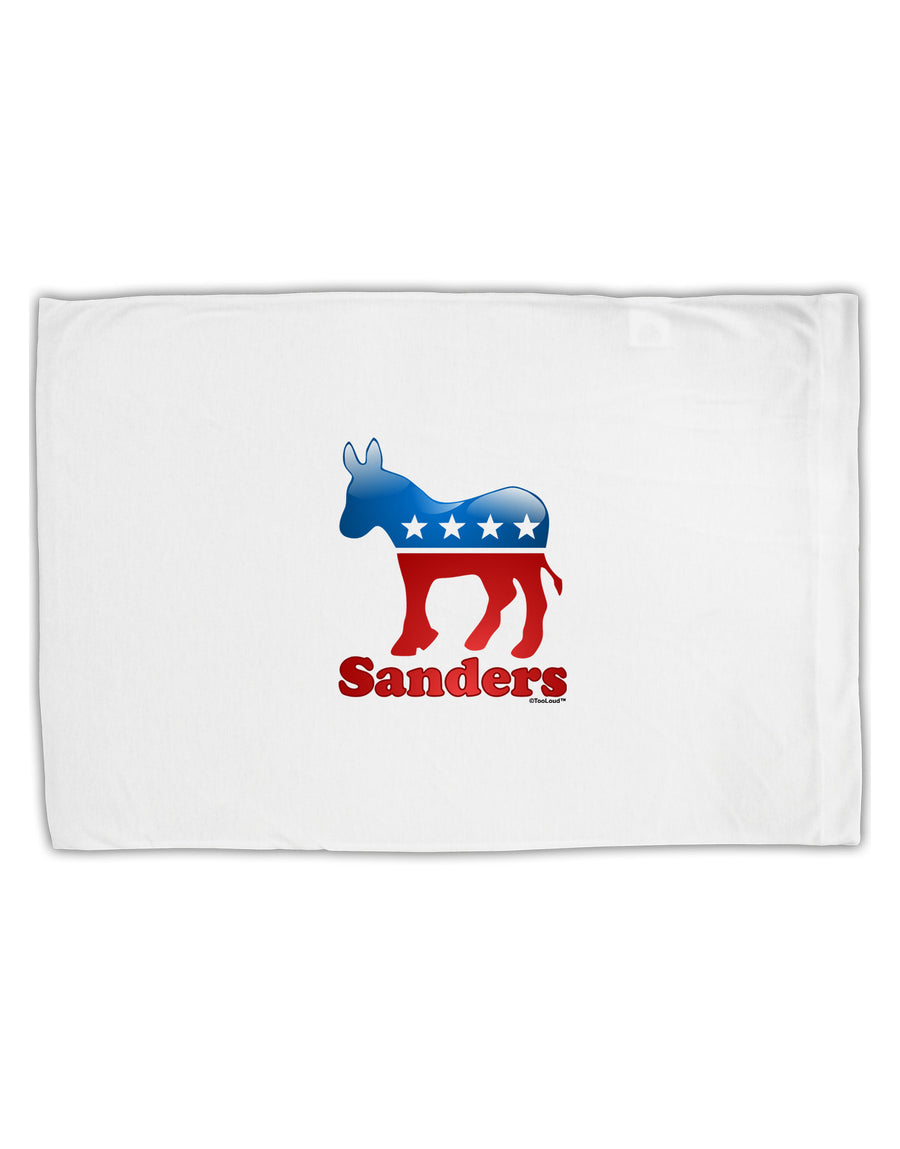 Sanders Bubble Symbol Standard Size Polyester Pillow Case