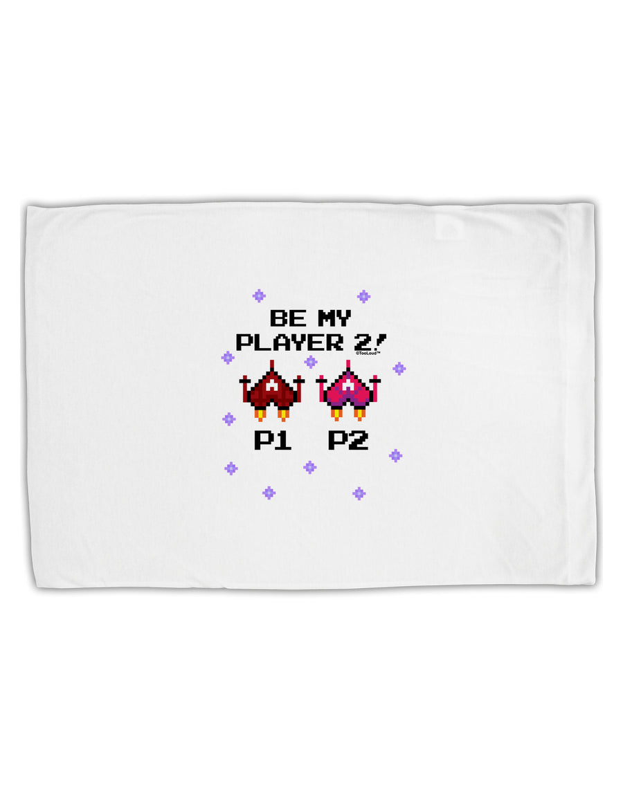 Be My Player 2 Standard Size Polyester Pillow Case