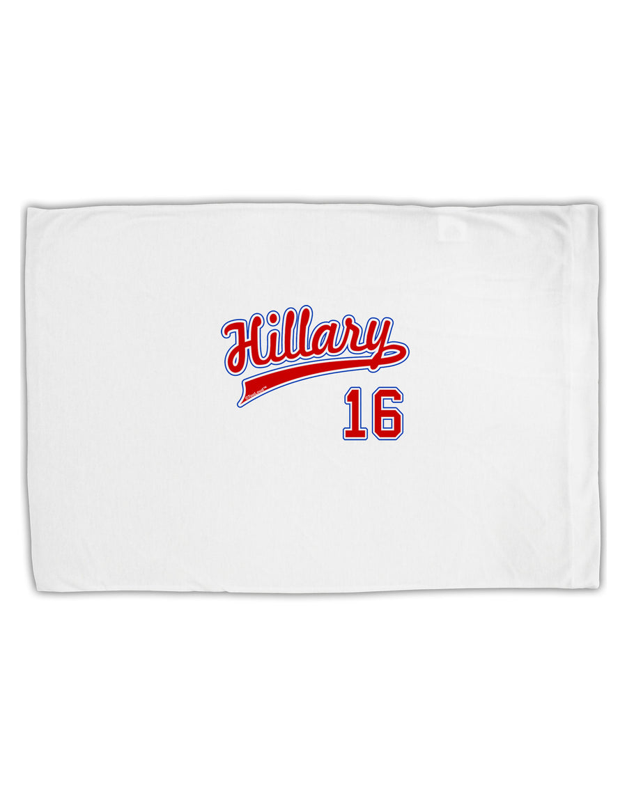 Hillary Jersey 16 Standard Size Polyester Pillow Case