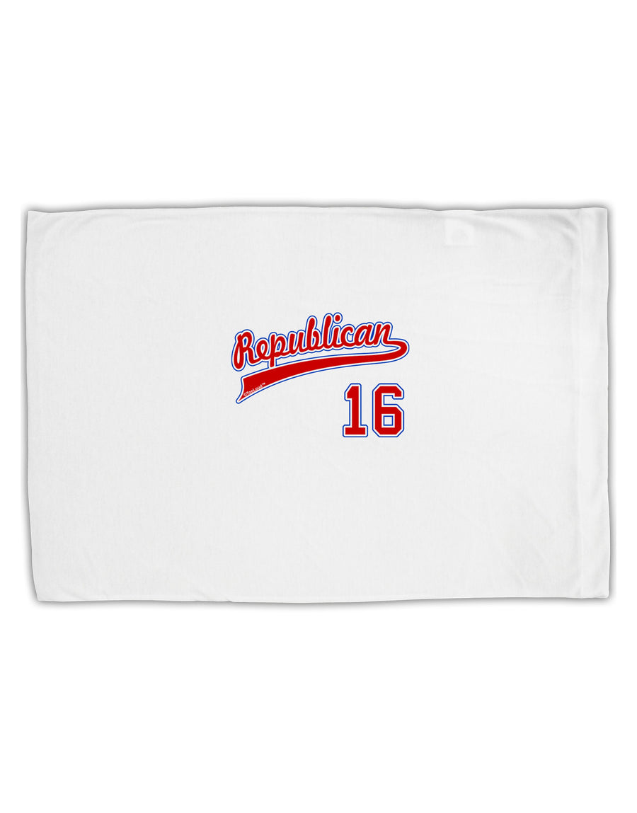 Republican Jersey 16 Standard Size Polyester Pillow Case