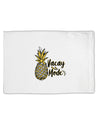 TooLoud Vacay Mode Pinapple Standard Size Polyester Pillow Case