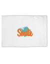 TooLoud Smile Standard Size Polyester Pillow Case