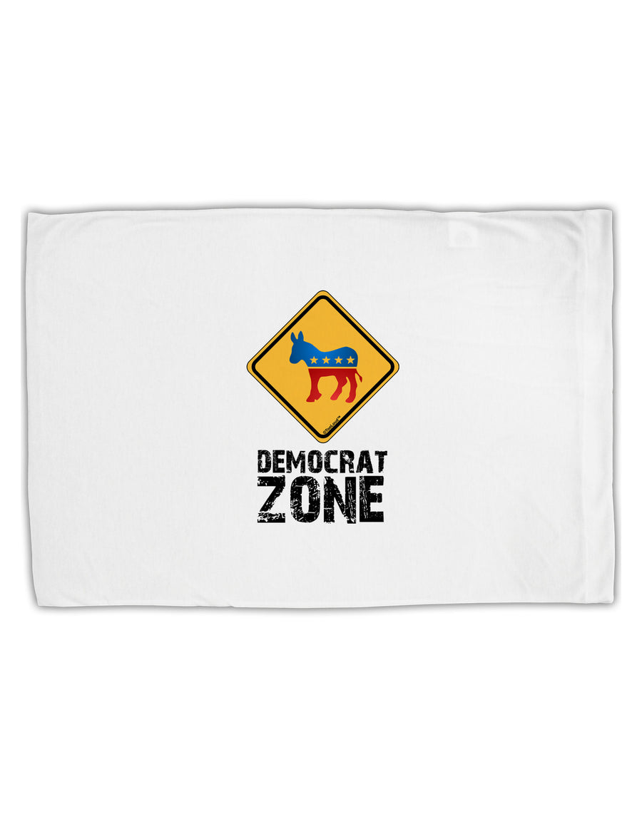 Democrat Zone Standard Size Polyester Pillow Case