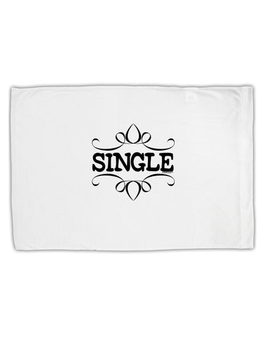Single Standard Size Polyester Pillow Case by TooLoud