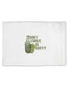TooLoud Don't Worry Be Hoppy Standard Size Polyester Pillow Case