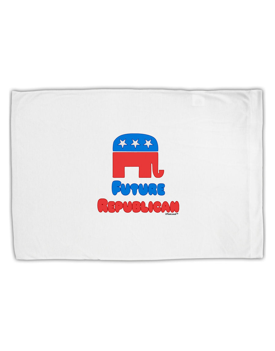 Future Republican Standard Size Polyester Pillow Case