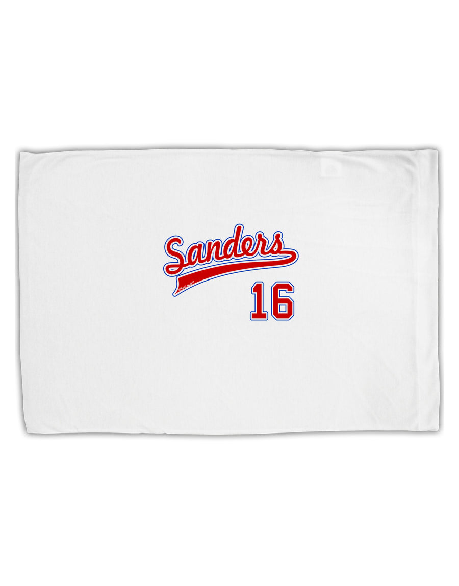Sanders Jersey 16 Standard Size Polyester Pillow Case