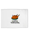TooLoud Happy Thanksgiving Standard Size Polyester Pillow Case