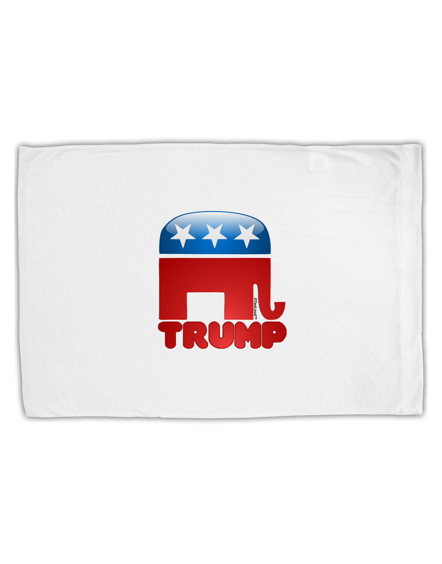 TooLoud Trump Bubble Symbol Standard Size Polyester Pillow Case