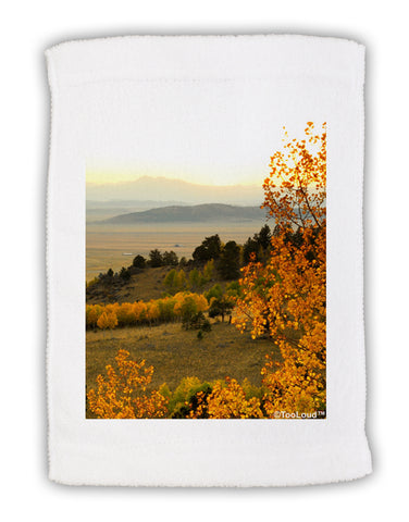 "Nature Photography - Gentle Sunrise Micro Terry Sport Towel 11""x18 by TooLoud"
