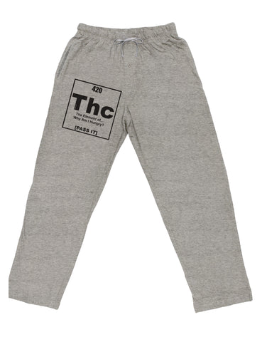 420 Element THC Funny Stoner Adult Loose Fit Lounge Pants by TooLoud