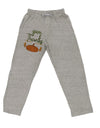 Give Thanks Adult Loose Fit Lounge Pants Ash 2XL Tooloud