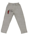 I'm a Little Chilli Adult Loose Fit Lounge Pants Ash 2XL Tooloud
