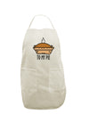 To My Pie White Plus Size Apron Tooloud