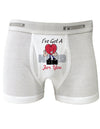 Valentine's Day Boxer Briefs Underwear - Choose From Many Fun Designs!