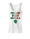 Proud Irish Asshole Womens Tank Top