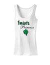 Irish Princess Womens Tank Top