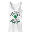 You Must Be Irish Because Womens Tank Top