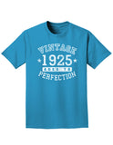 1925 - Vintage Birth Year Adult Dark T-Shirt