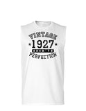 1927 - Vintage Birth Year Muscle Shirt Brand