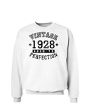 1928 - Vintage Birth Year Sweatshirt -TooLoud Brand