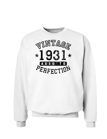 1931 - Vintage Birth Year Sweatshirt Brand