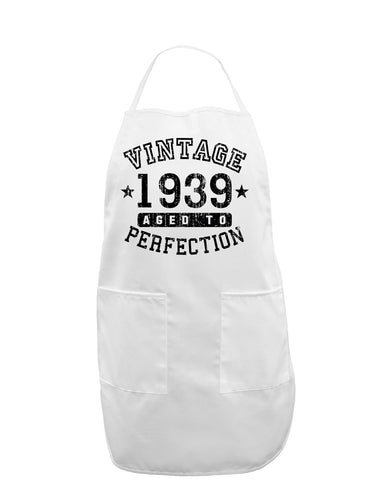 1939 - Vintage Birth Year Adult Apron Brand