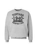 1940 - Vintage Birth Year Sweatshirt Brand