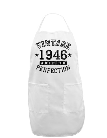 1946 - Vintage Birth Year Adult Apron Brand