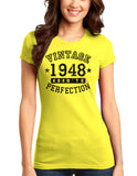 1948 - Vintage Birth Year Juniors T-Shirt