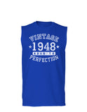 1948 - Vintage Birth Year Muscle Shirt Brand