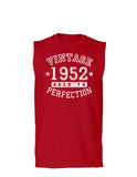 1952 - Vintage Birth Year Muscle Shirt Brand
