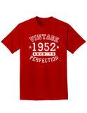 1952 - Vintage Birth Year Adult Dark T-Shirt
