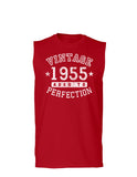 1955 - Vintage Birth Year Muscle Shirt Brand