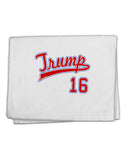 "TooLoud Trump Jersey 16 11""x18"" Dish Fingertip Towel"