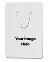 Your Own Image Customized Picture Aluminum Paper Clip Bookmark