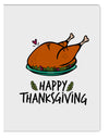 TooLoud Happy Thanksgiving Aluminum Dry Erase Board