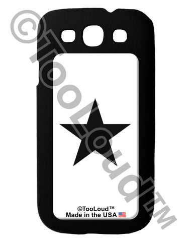 Black Star Galaxy S3 Case  Tooloud