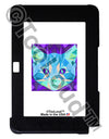 Geometric Kitty Inverted Galaxy Note 10.1 Case