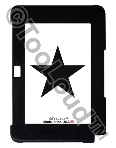 Black Star Galaxy Note 10.1 Case  Tooloud