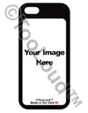 Your Own Image Customized Picture iPhone 5 / 5S Grip Case